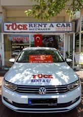 Antalya Yıllık Araç Kiralama