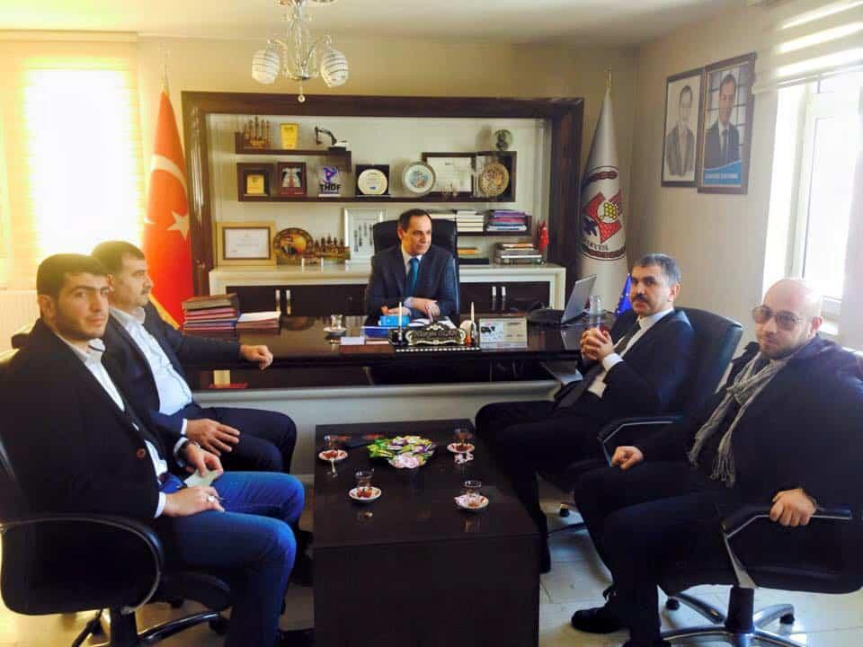 ÇözümDer Heyeti Bitlis'te Ziyaretlerde Bulundu
