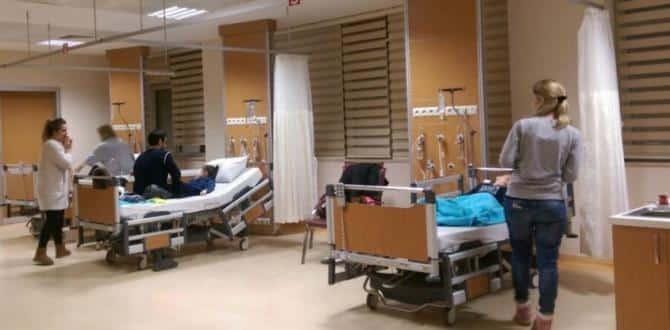 6 anaokulu öğrencisi zehirlenme şüphesiyle hastaneye kaldırıldı