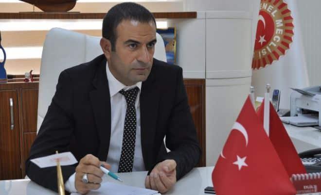 Adnan Süphanoğlu Milletvekili Adaylığı İçin İstifa Etti