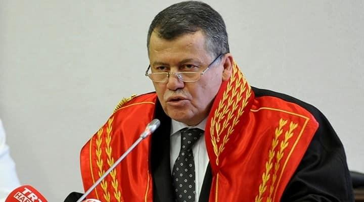 Ahlat Eski Hakimlerinden İsmail Cirit Yargıtay Başkanı Oldu