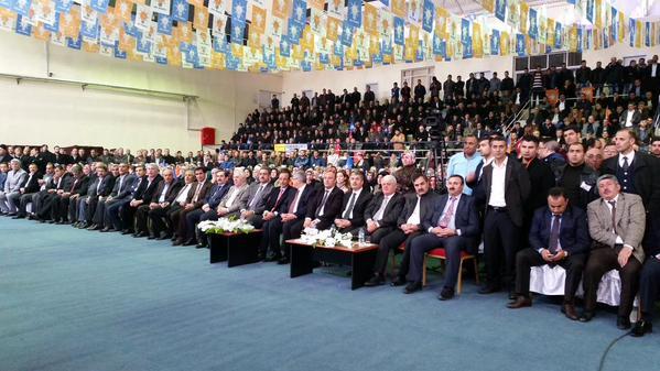 Ak Parti Bitlis 5. Olağan İl Kongresi Başladı