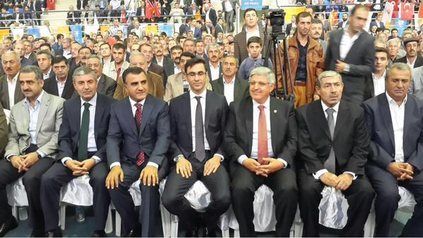 Ak Parti Bitlis Milletvekili Aday Tanıtım Toplantısı Başladı