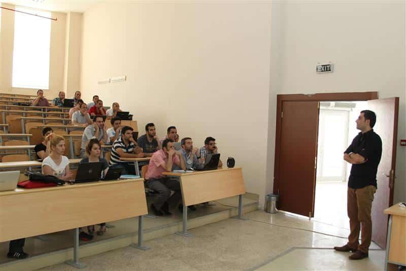 BEÜ'de Açık Erişim Bilgilendirme Toplantısı Yapıldı