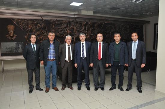 Bi-Ka, Afyonkarahisar'a Teknik Gezi Düzenledi