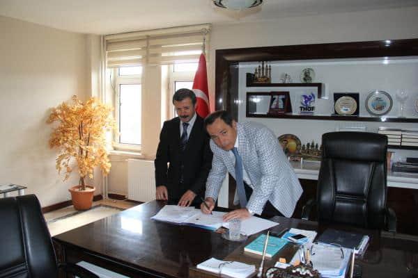 Bitlis Belediyesi İŞ-KUR ile İş Protokolü İmzaladı