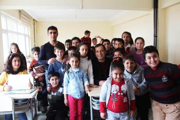 Bitlis Belediyesi Eş Başkanı Hüseyin Olan Kurslara Katıldı