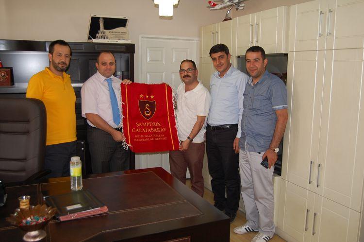 Bitlis Galatasaray Derneğinden Ziyaret