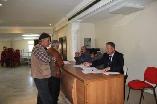 Bitlis'te TYÇP Kapsamında Alınan Personeller Göreve Başladı