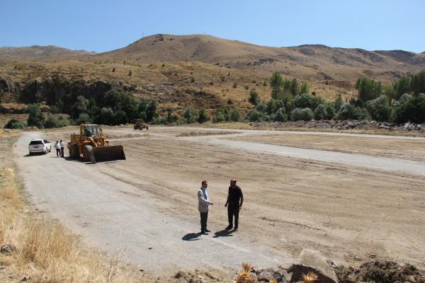 Bitlis'te Trafik Sorununa Çözüm Getiriliyor