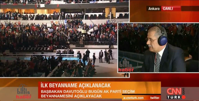 Edip Safter Gaydalı CNN Türk'e Konuştu