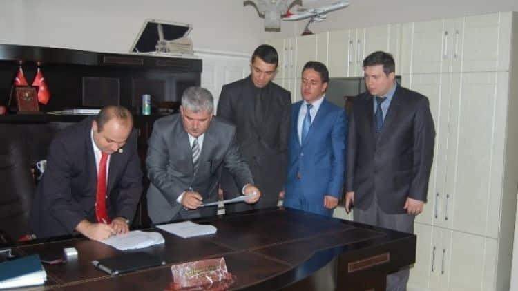 Güroymak Kaymakamlığı İŞ-KUR ile İş Protokolü İmzaladı