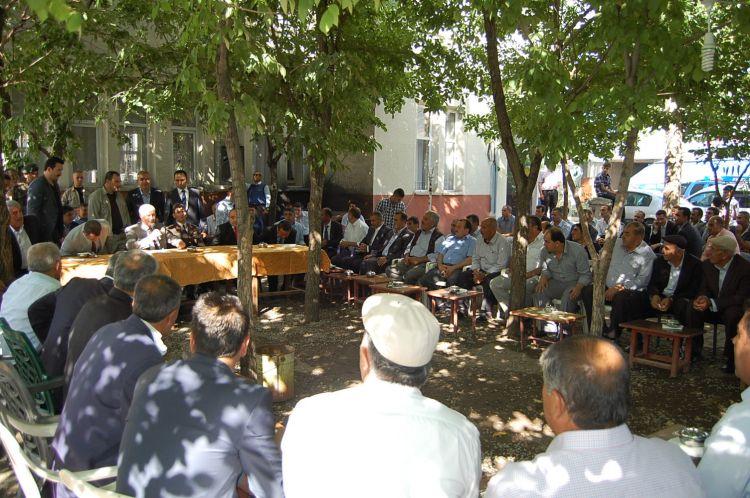 Güroymak'ta Ramazan Bayramı Programı Yapıldı