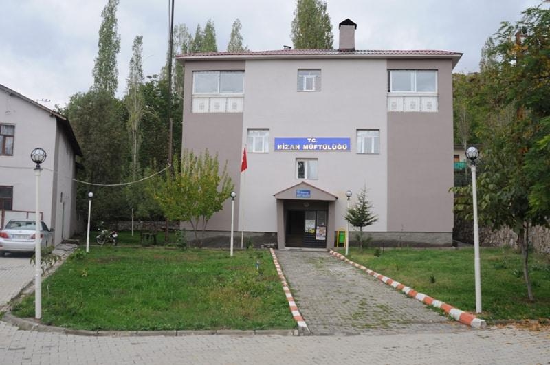 Hizan İlçe Müftülük Binası Tadilattan Geçirildi