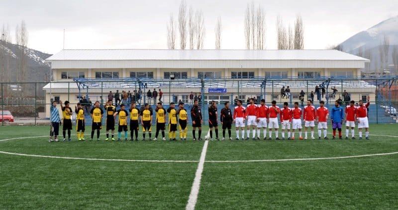Hizan Kaymakamlığı Bahar Halk Futbol Turnuvası Başladı