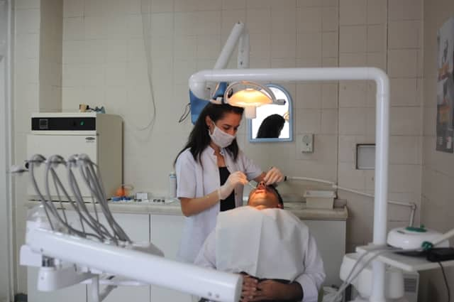 Hizan'da 6 Doktor Göreve Başladı