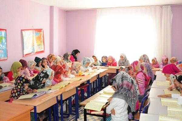 Hizan'da Kur'an Kurslarına Yoğun İlgi