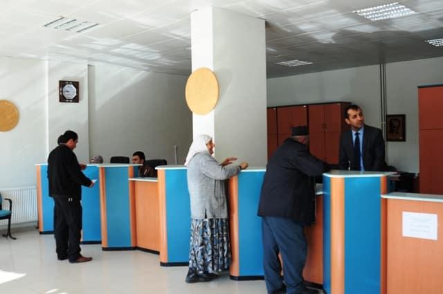 Hizan'da SYDV Yeni Hizmet Binasına Taşındı
