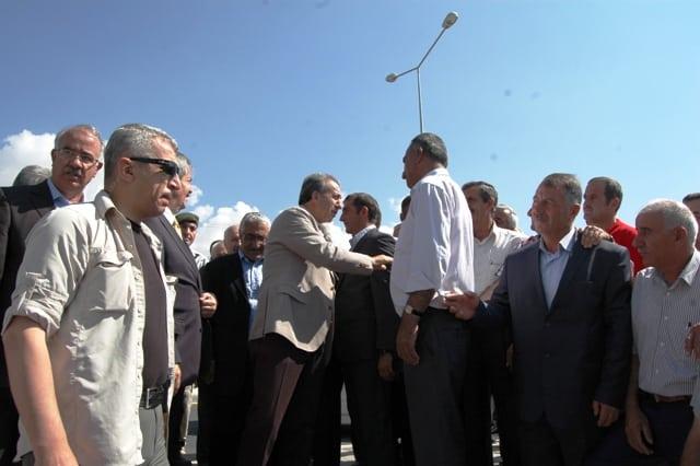 Mehdi Eker Adilcevaz'ı Ziyaret Etti