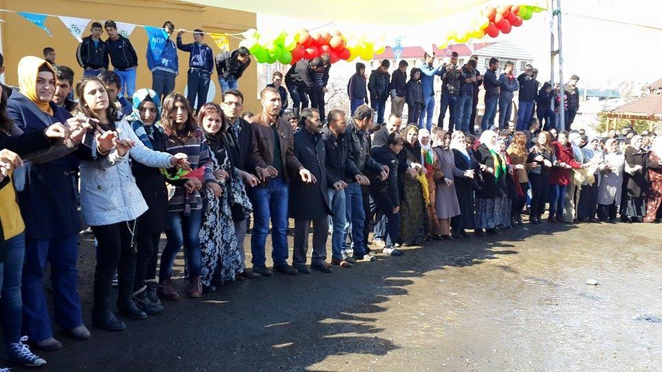Mutki'de İlk Kez Nevruz Kutlaması Yapıldı