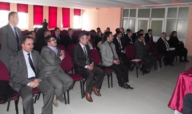 Mutki'de Genel Değerlendirme Toplantısı Yapıldı