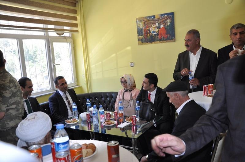 Mutki'de Ramazan Bayramı Programı Yapıldı