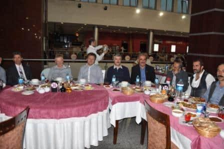Tatvan'da Şehit ve Gazi Aileleri İftarda Buluştu