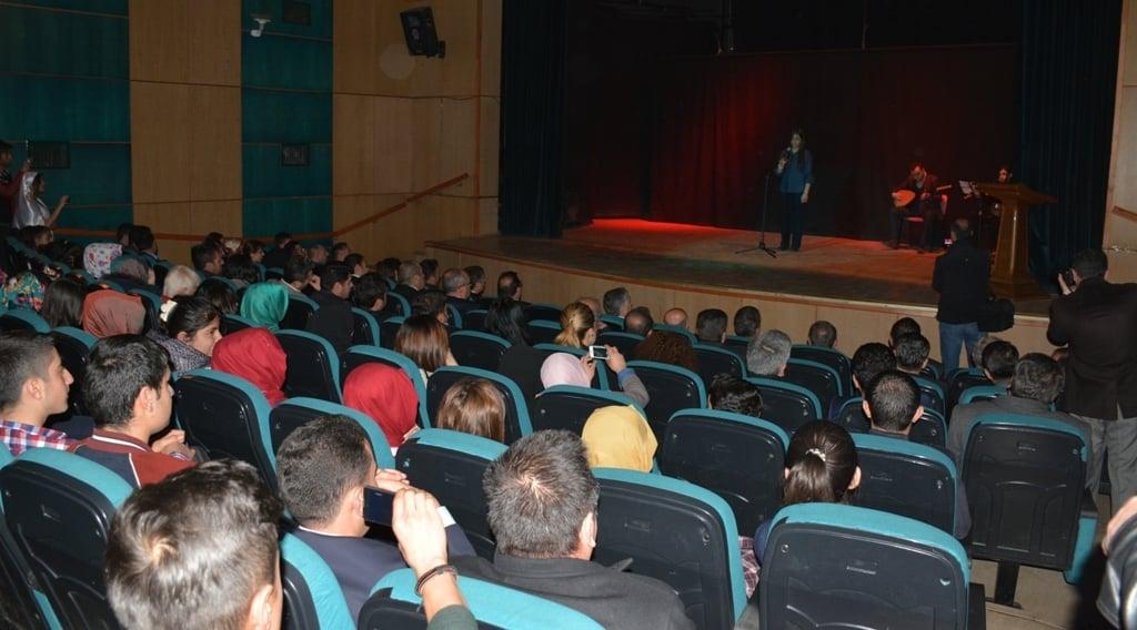 Tatvan'da İstiklal Marşı'nın Kabulü Programı Düzenlendi