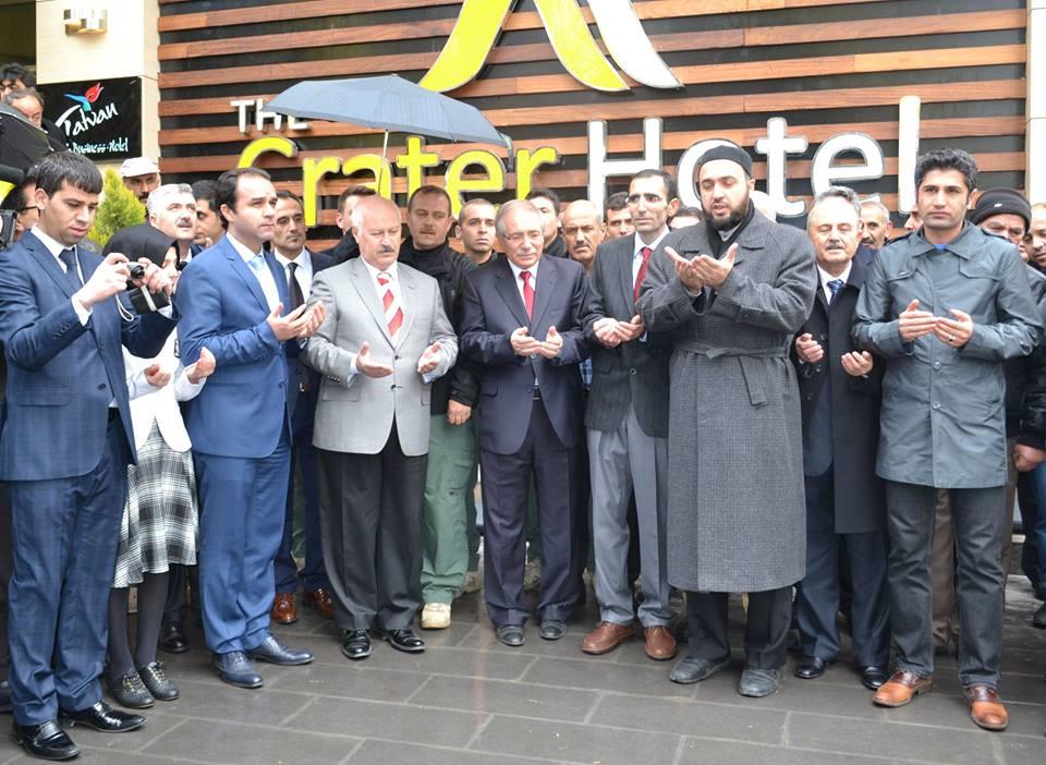 Tatvan'da 4 Yıldızlı Otelin Açılışı Yapıldı