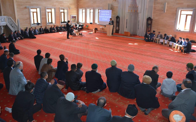Tatvan'da Kuran-ı Kerimi Güzel Okuma İl Finali Yapıldı
