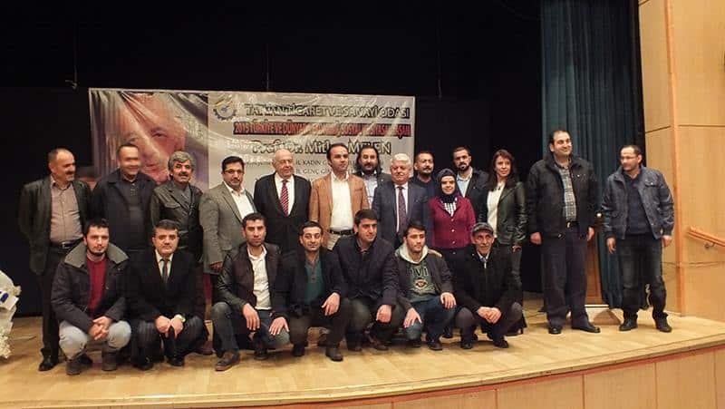 Tatvan'da Tatso Tarafından Konferans Düzenlendi
