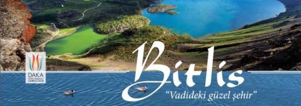 'Vadideki Güzel Şehir Bitlis' Kitapçığı Yayınlandı