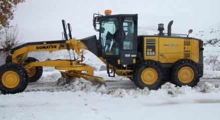 Adıyaman'da 82 köy yolu ulaşıma kapandı haberi