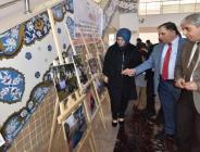Ahlat'ta proje faaliyetleri fotoğraf sergisi açıldı