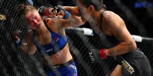 Amanda Nunes, Ronda Rousey'i 48 saniyede böyle nakavt etti