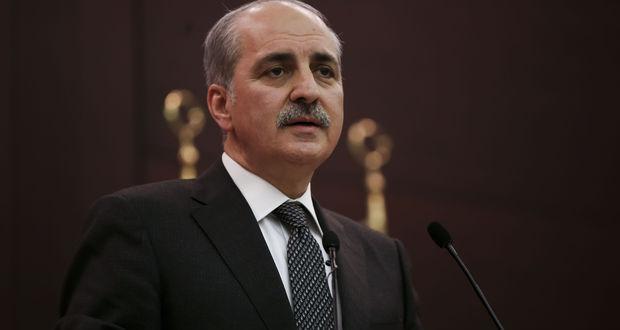 Başbakan Yardımcısı Numan Kurtulmuş: Askeri uçağın düşmesi olayı titizlikle inceleniyor