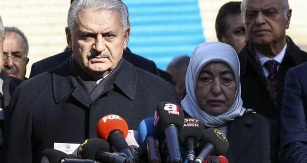 Başbakan Yıldırım'dan saldırı sonrası kritik açıklama