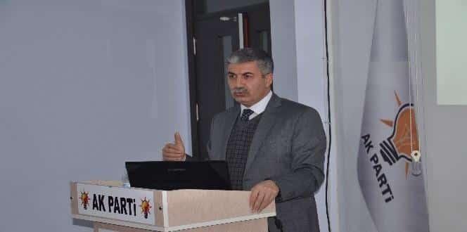 Başkan Aksoy, projelerini anlattı