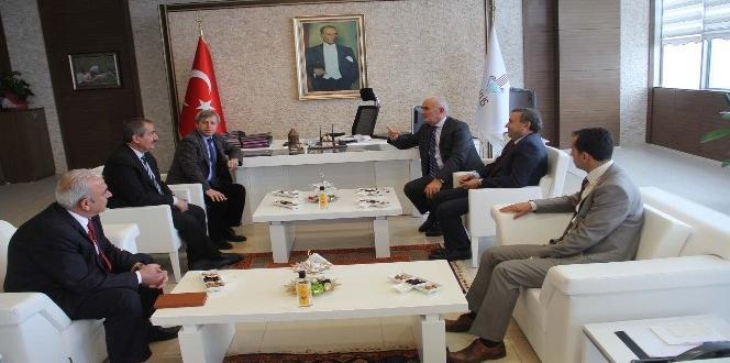 Başkan Yılmaz'ın Bitlis ziyareti