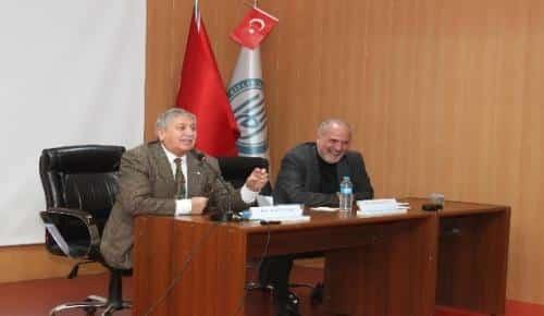 BEÜ'de 'Medya ve İletişim' paneli