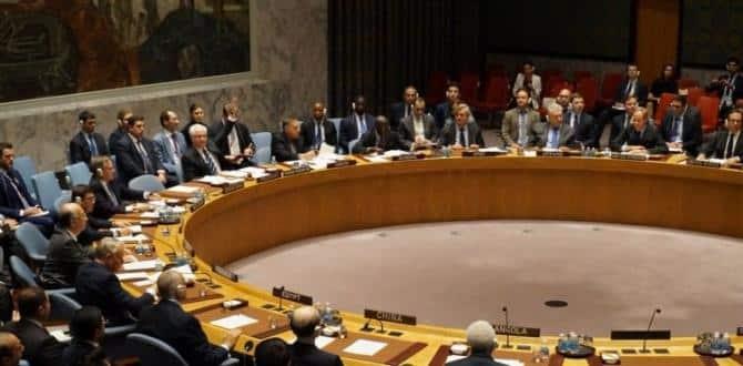 Birleşmiş Milletler'de ABD ve Rusya kapıştı