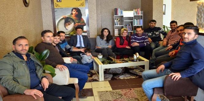 Bitlis'teki beden eğitimi öğretmenleri bir araya geldi