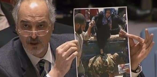 BM Güvenlik Konseyi'nde skandal