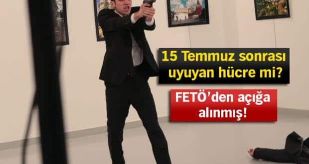 Büyükelçi'yi vuran saldırganla ilgili şoke eden 15 Temmuz detayı