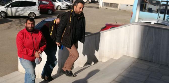 Çocuklara sosyal medya üzerinden tacizde bulunan sapık tutuklandı