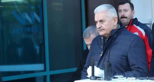 Dolmabahçe'de güvenlik toplantısı son erdi