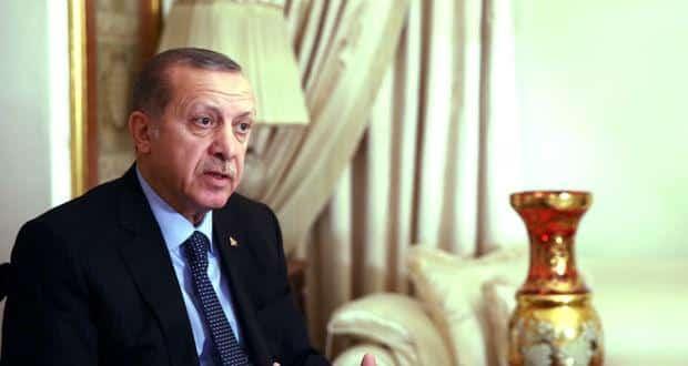 Erdoğan Gürcistan Başbakanı'nı kabul etti