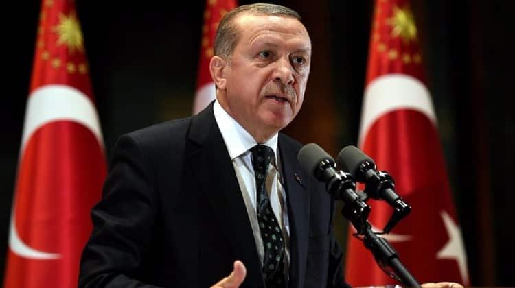 Erdoğan Halep için dünyayı ayağa kaldırdı