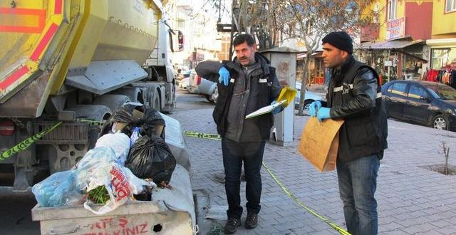 Gaziantep'te çöpte bebek cesedi bulundu