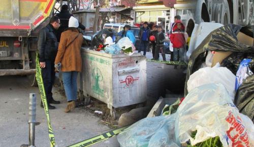 Gaziantep'te çöpte yeni doğmuş bebek cesedi bulundu